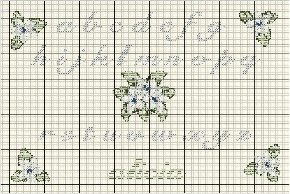 Grilles gratuites abecedaires page 2 - Abecedaire point de croix grilles gratuites ...